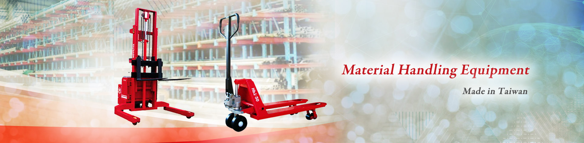 Noveltek Industrial Manufacturing Inc. is a leading manufacturer specialized in Pallet Jet, Lift Table, Walkie Stacker.