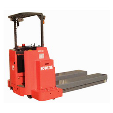 Automated Guided Vehicle System:Powered Pallet Truck(Load: 8 Tons / 10 Tons / 15 Tons)PPT-80/100/150