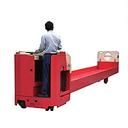 Pallet Truck:Powered Pallet Truck (Load: 8Tons / 10Tons / 15Tons)  PPT-80/100/150 Special Model