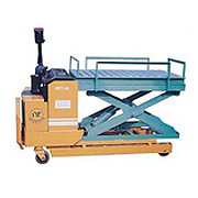Lift Table:Electric Lift Platform Truck (PPT-10TL/20TL)