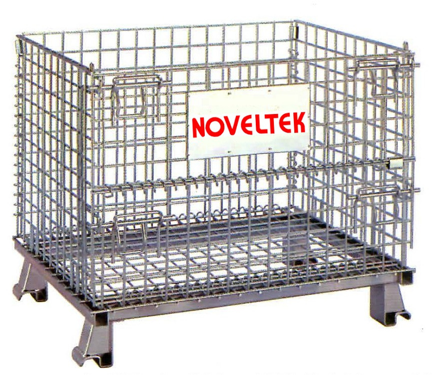:Warehouse cage L800 × W600 × H640 mm  Load: 800 KG A-3