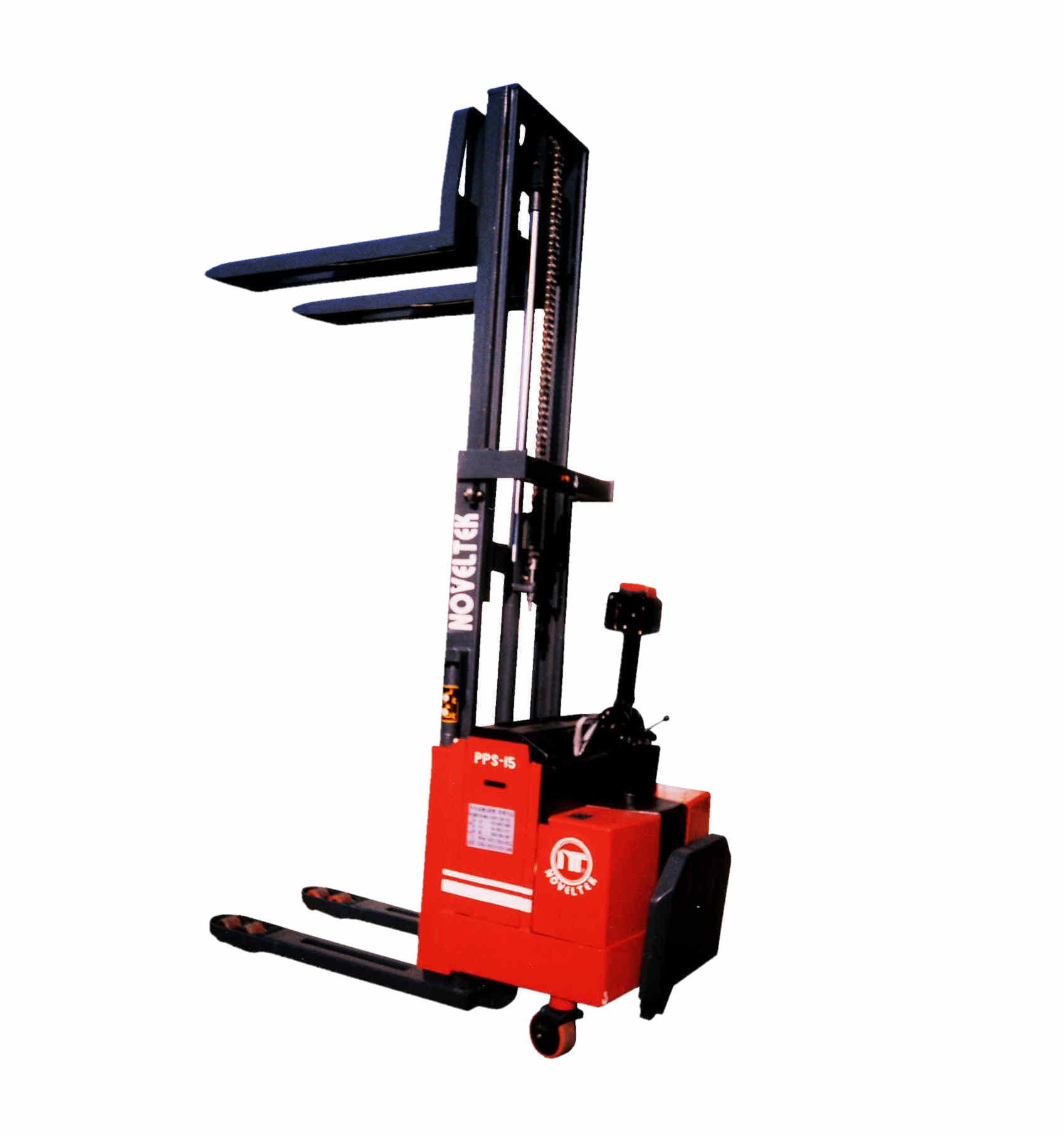Power Pallet Stacker:Powered Pakket Stacker(Load: 1Ton / 1.5Tons / 1.8Tons / 2Tons,2200LB~4400LB)