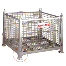:Hanging Storage Cage(L1,220x W1,060 xH965 mm) WD-H